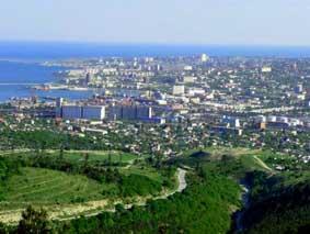 Отдых, Черное море, Новороссийск
