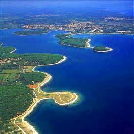 Отдых в Хорватии, Курорты Хорватии, Средняя Далмация