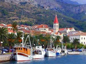 Отдых в Хорватии, Курорты Хорватии, Южная Далмация