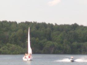 Тюмень Отдых, катание на яхтах