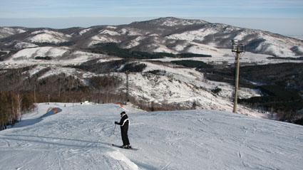 Отдых в горнолыжном центре Абзаково