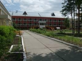 санаторий Пышма