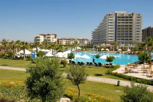 Отели Турции, Аланья: Barut Hotels Lara Resort Spa & Suite