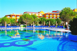 Отдых в Турции, Белек: Hotel Robinson Club Nobilis