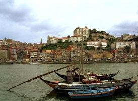 Точка на карте – Португалия
