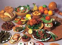 Основы национальной кухни Аpабских Эмиpатов