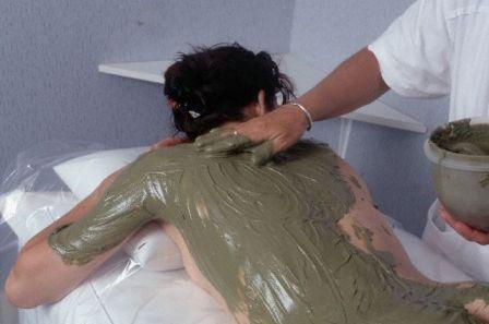 в санатории Ахманка эффективно используют грязелечение