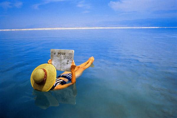 Оздоровительный отдых на Мертвом море для тюменцев