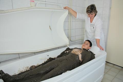 в каком санатории в Тюмени лучшее грязелечение