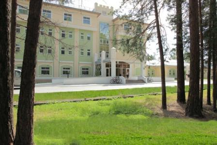 грязелечение в здравницах Тюмени