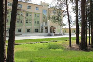 лечебные грязевые процедуры в санатории Ахманка