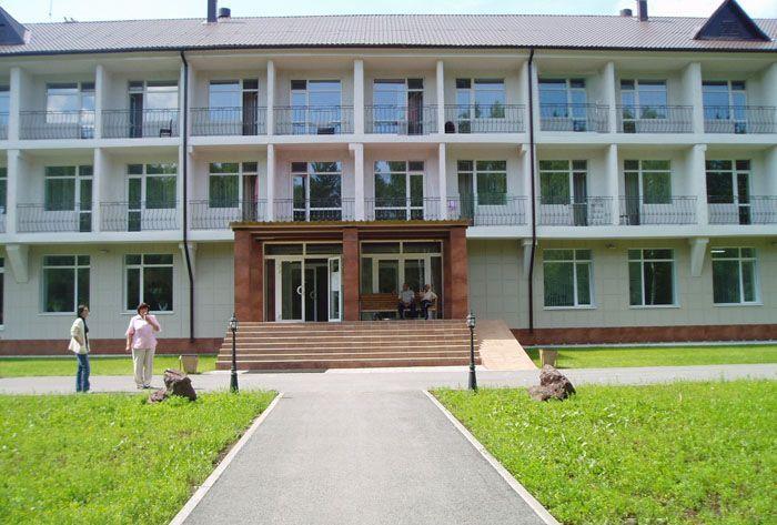 лечение бронхиальной астмы в санатории Ласточка