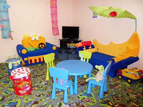 отдых с детьми в санатории ласточка