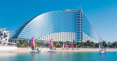 Водные развлечения в Дубае