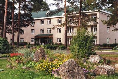 курорты Башкортостана, фото санатория Карагай