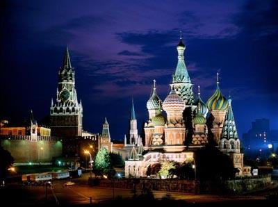 Москва город для туристов