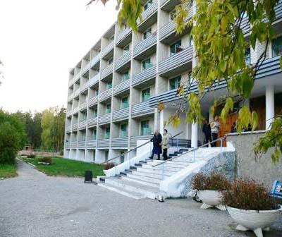 Грязевой и бальнеологический курорт Сосновая роща в Кургане