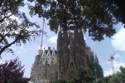 Туры в Испанию из Тюмени, Гауди искупительный собор