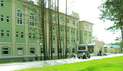 Санаторно-курортные путевки в санаторий Ахманка осенью 2013 года