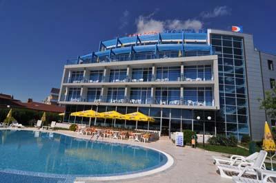Отель Regatta Palace Sunny beach 4, туры в Болгарию, вид отеля