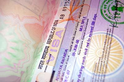 Индия планирует давать туристам из России визы по прилету