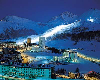 Горнолыжные курорты Италии посетило рекордное число российских туристов