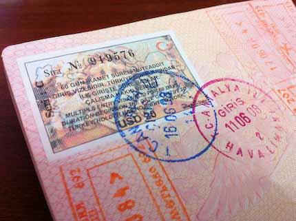 Увеличение срока действия загранпаспорта для отдыхающих в Турции