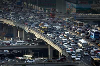 Как остаться в живых за рулем в Китае